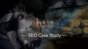 base training, seo case study, inbound marketing agency,content marketing plan